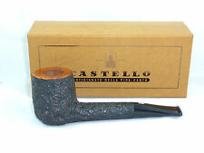 CASTELLO BRIAR PIPE PIPA CASTELLO SEA ROCK BRIAR KKK BILLIARD NEW UNSMOKED