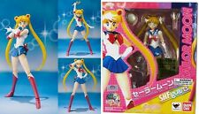 FIGURE SAILOR MOON LUNA MARS MERCURY PRETTY GUARDIAN JUPITER SH FIGUARTS BANDAI