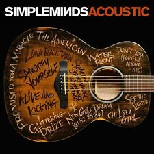 SImple Minds - Acoustic Feat Katie Tunstall (2016 Music CD PRESALE 11/11/16)