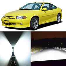 Alla Lighting Headlight 9007 Hi/Lo Beam White LED Bulbs for 00~05 Chevy Cavalier