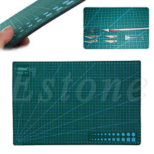 1PC 45x30CM Multipurpose Self Healing Builders Double-Sided PVC A3 Cutting Mat