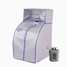 New Portable Therapeutic Steam Sauna  Head Cover Full Body Detox-Weight Loss-MB