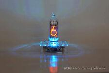 NEW-USB Powered IN-14 Single Digit NIXIE Tube Clock-With TUBE (NIXIE TUBE ERA)