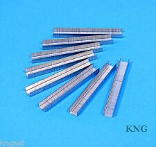 1000 RAPESCO TACWISE 8mm Staples zincato tipo 53 SERIE 5/16 ""