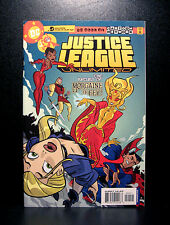 COMICS: DC: Justice League Unlimited #9 (2005) - RARE (figure/batman/flash)