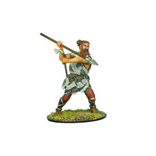 First Legion: ROM031 German Warrior with Axe and Spear