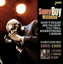 SONNY BOY WILLIAMSON - DON'T START ME TALKIN' IL  CD NEU