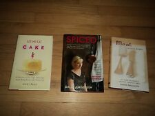 3 Food Biographies Spiced Pastry Chef Let Me Eat Cake Meat Search Perfect Meal