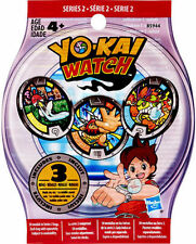 YO-KAI WATCH Series 2 ☆ Blind Mystery Bag ONE Pack/3 YOKAI Medals Fast Shipping