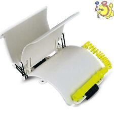 Lavagna tecnica da polso  sub MULTIPLA Best Divers con elastico e matita 3 fogli