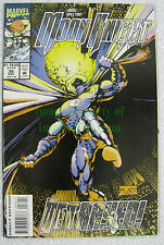 Marc Spector Moon Knight #55 1st Stephen Platt Cover Art Excellent BIG PICS!