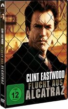 DVD * FLUCHT AUS ALCATRAZ | CLINT EASTWOOD # NEU OVP =