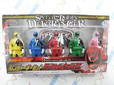 Power Ranger Kaizoku Sentai Gokaiger Ranger Key Set Dekaranger Bandai Japan