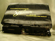 Beautiful New Old Stock Steam Engine Baldwin 2-8-0 Consolidation - HO scale
