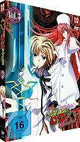 + Highschool DxD New - Staffel 2 Vol. 3 (Staffel 2.3/ Episoden 7 - 9) DVD NEU ++