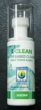 Xiom I-Clean Table Tennis Rubber Cleaner, Ping Pong, VOC Free 100ml  - New