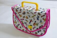 DISNEY NEW CHILDS CYCLE PANNIER BAG/ BIKE CARRY CASE PINK GREAT PRESENT