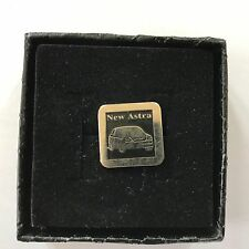 Vauxhall NEW ASTRA Pin Badge  Enamel Collectors Item  Great Condition Freepost