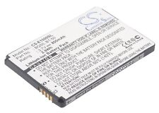 3.7V battery for MOTOROLA SNN5804A, SNN5771, CFNN1037, BQ50, W270, C193, SNN5766