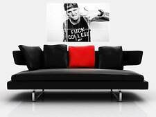 "Machine Gun Kelly sin bordes de azulejo mosaico Pared Poster 35 ""X 25"" Rapero Hip Hop MGK"