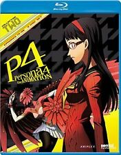 PERSONA 4: COLLECTION 2 - BLU RAY - Region A - Sealed