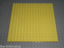 LEGO FRIENDS Bright Light Yellow baseplate 91405 / set 41006 41035 41085 41124