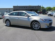 Toyota: Avalon Limited