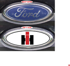 Ford F250/F350 1995-1998 International Harvester Custom Overlay Emblem Decals