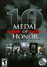 Medal of Honor: 10th Anniversary - for PC WINDOWS - BRAND NEW FACTORY SEALED