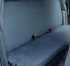 DODGE RAM 1991-2001 SEAT COVERS REAR BENCH CHARCOAL