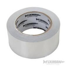 FIXMAN Aluminium Foil Tape 50mm x 45m Heating Ventilation 190288