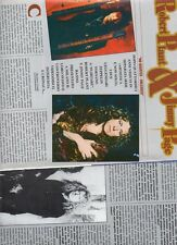 SP31 Clipping-Ritaglio 1994 Robert Plant & Jimmy Page No quarter unledded
