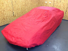 Triumph STAG Soft Fleece Indoor Car Cover RED Breathable Dust Proof