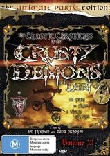 The Chaotic Chronicles Of The Crusty Demons Of Dirt (DVD, 2010)