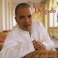 Isaac Delgado-Prohibido  CD NEW