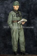 ALPINE MINIATURES 35199 Joachim Peiper in Kharkov Resin Figur in 1:35