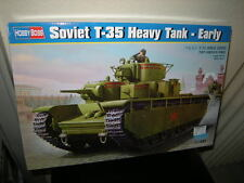 1:35 Hobby Boss Soviet T-35 Heavy Tank Early Version OVP