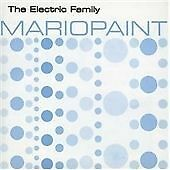 The Electric Family : Mariopaint CD (1995)