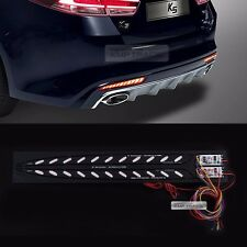Rear Bumper Reflector 2Way Brake LED Module for KIA 2016-2017 Optima K5 SX Turbo