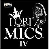 Lord of The Mics, Vol. 4 + 5 CD/DVD