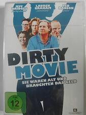Dirty Movie - Jeff Bridges - Projekt Porno Film - Lauren Graham, brauchten Geld