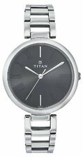 Titan Youth 2480SM02 Analog Black Dial Women's Watch