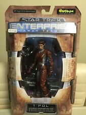 ARTASYLUM T' POL STAR TREK ENTERPRISE AWAY TEAM NECA HASBRO KENNER KENNER MEZCO