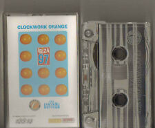 CLOCKWORK ORANGE IBIZA 1997 MIXED BY ANDY MANSTON CASSETTE TAPE