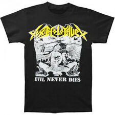 TOXIC HOLOCAUST - Evil Never Dies T-shirt - NEW - MEDIUM ONLY