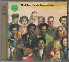 THE O'JAYS - family reunion CD