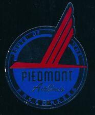 83120) Luftpost Vignette Air Mail label, PIEDMONT Airlines ...Peacemakers.. RR!