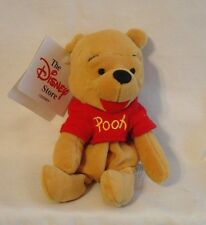 Disney Beanies - Winnie the Pooh with Red Pooh Shirt - new with tags