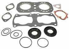 Polaris Indy 500, 1989 1990 1991 1992, Full Gasket Set and Crank Seals - SKS, SP