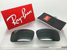 AUTHENTIC RAYBAN RB 4151 GREY/GREEN G-15 LENSES New!!! Genuine Ray-Ban